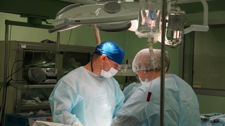 Самарские врачи удалили паховую грыжу через три прокола в животе