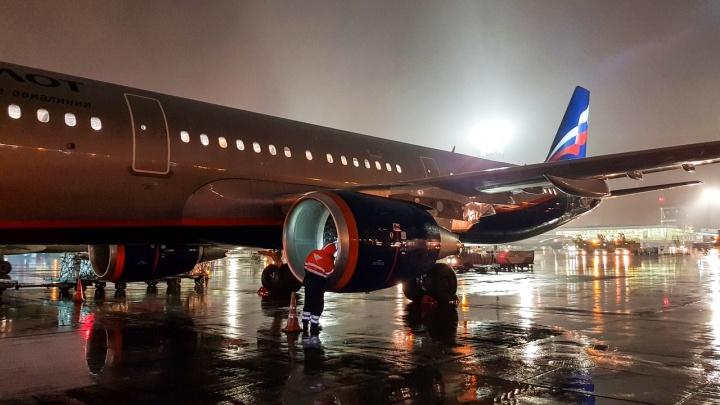 Boeing 737 из Волгограда в связи с трагедией в Шереметьево вынужденно приземлился в Ульяновске