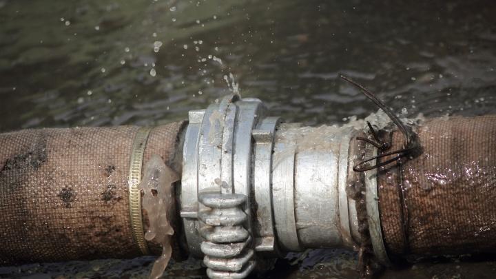Микрорайоны Кургана останутся без воды на день
