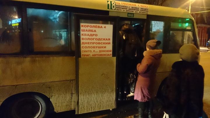 В администрации Ростова пообещали увеличить число автобусов до Суворовского