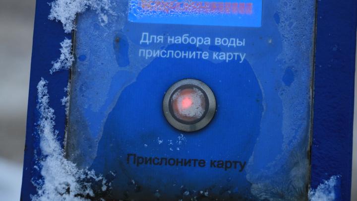 В администрации Архангельска пообещали установить в городе 140 умных колонок с водой