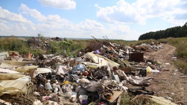 В Башкирии появится завод по переработке мусора