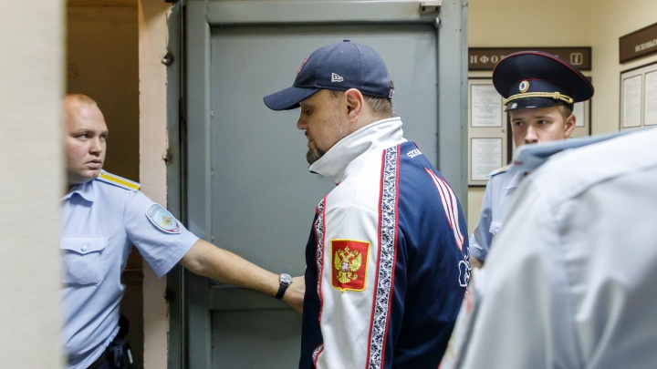 В Волгограде вновь отложили оглашение приговора Виталию Брудному