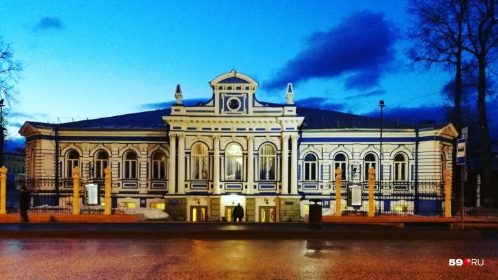 Главную сцену и зрительный зал пермского ТЮЗа отремонтируют к декабрю