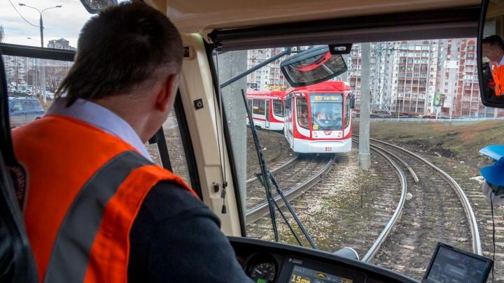 Недостроен? Власти засудили подрядчика строительства тоннеля для трамваев на Дальней
