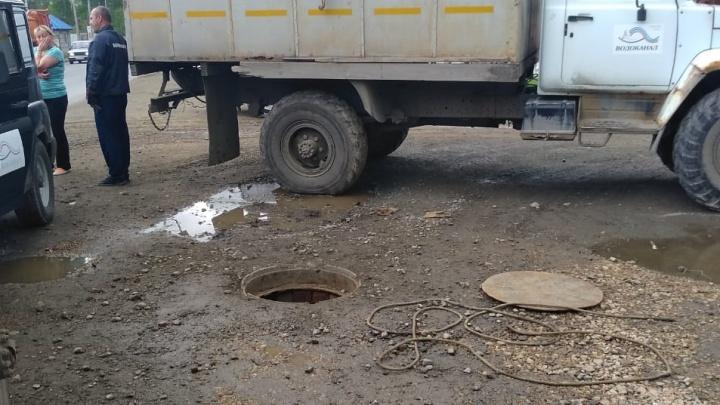 В Нижнем Тагиле в канализационном колодце погибли двое рабочих