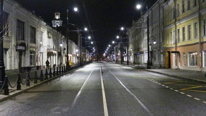 Небо над Рыбинском освободили от линий связи