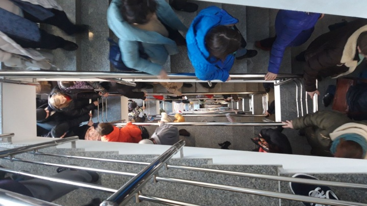 В бизнес-центре «Сан Сити» объявили эвакуацию (онлайн-трансляция)