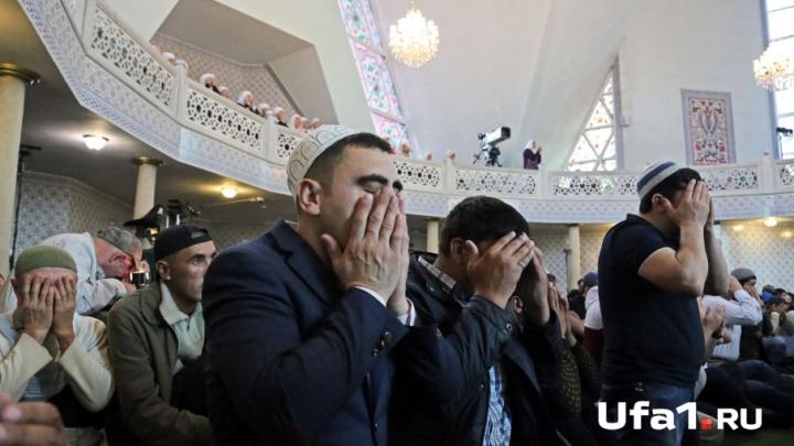 Мусульмане из Уфы отправляются в хадж-паломничество