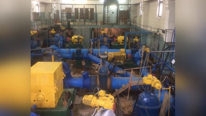 Сделайте запасы: в ночь на 13 октября в Архангельске не будет воды