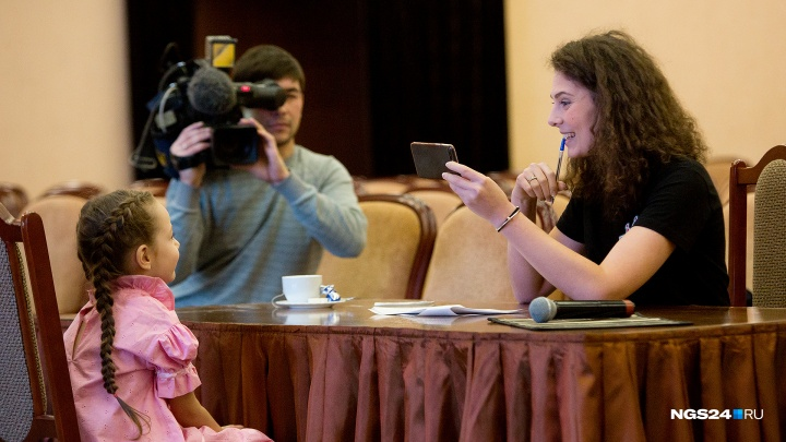 Как отбирают детей для шоу Галкина: честный репортаж с кастинга в Красноярске