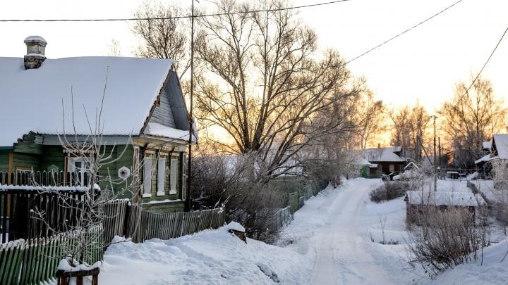 В Ярославской области мужа и жену обнаружили мёртвыми в собственном доме