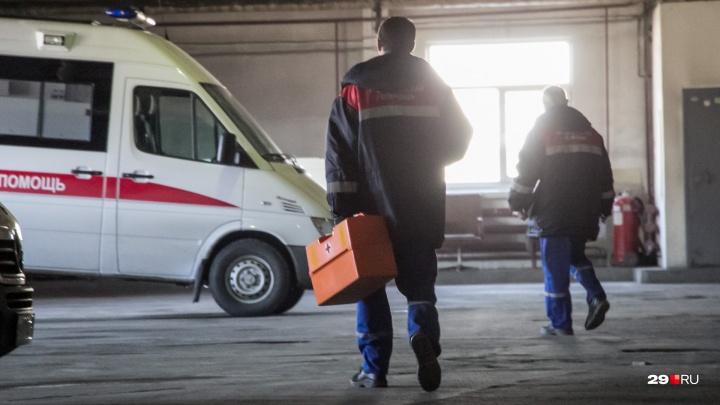 Убрали премиальный балл: в Минздраве Поморья прокомментировали жалобы фельдшеров скорой помощи