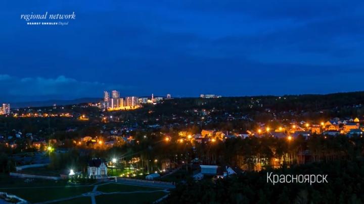 «Так приходит осень»: показываем яркие закаты от Красноярска до Архангельска