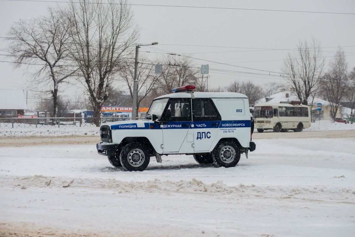 В аварии никто не пострадал, сообщили в ГИБДД