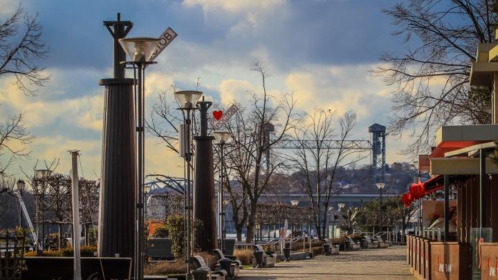 Ростов вошел в рейтинг самых романтичных городов России