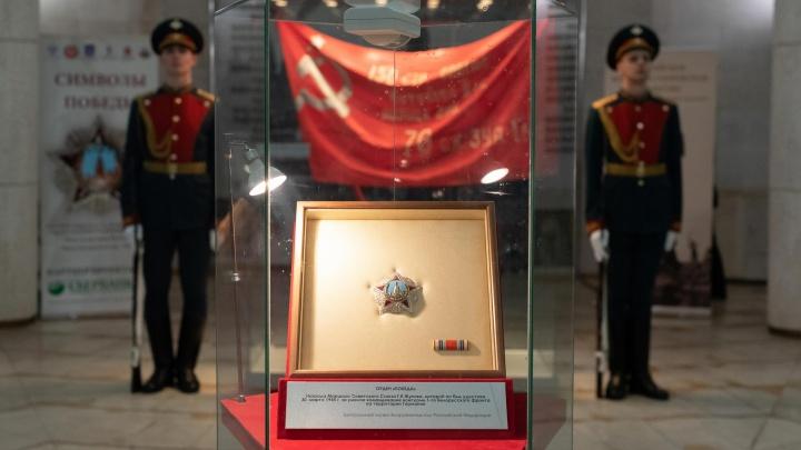 Обратно на хранение: исторические реликвии времен Великой Отечественной войны покинули Волгоград