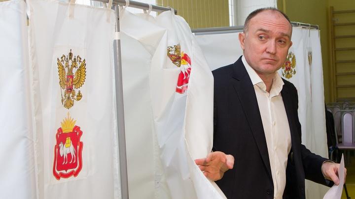 «Работаю эффективно»: губернатор Дубровский ответил на слухи об отставке и планах на выборы