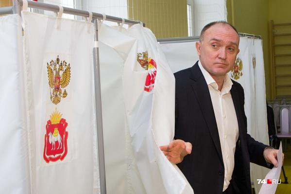 Борис Дубровский считает свою работу до выборов «очень эффективной»
