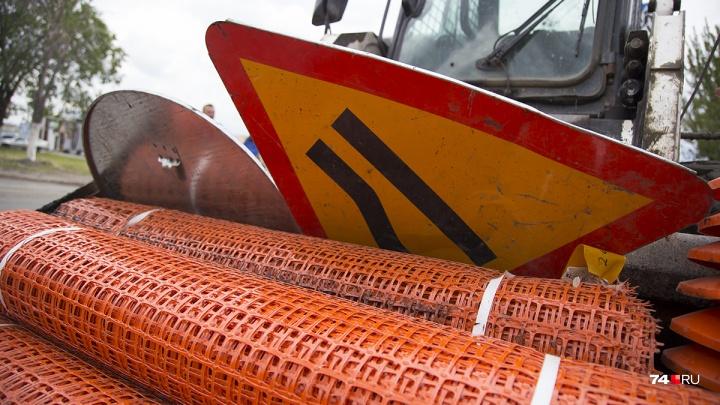 Был в светоотражающем жилете: в Челябинске в ночной аварии с участием дорожной техники погиб рабочий
