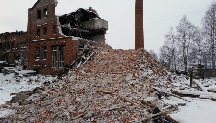 Противоаварийные работы на пивзаводе Суркова ведутся с нарушениями