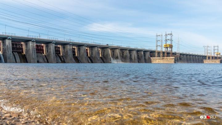 На Жигулевской ГЭС объяснили причины маловодья на Волге