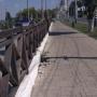 Волны и провалы: у самарской набережной тротуарная плитка ушла под землю