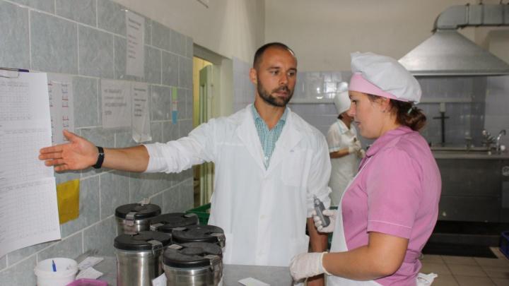 В Краевой больнице раскрыли подробности диет для пациентов и поделились меню на день