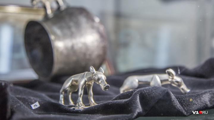 Богатство жриц: волгоградцам покажут золото сарматов, спрятанное в фондах краеведческого музея