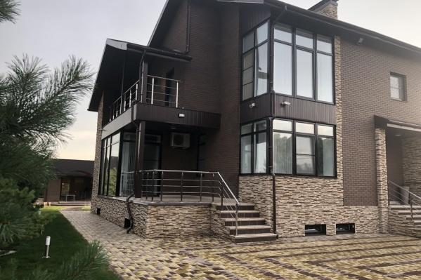 Проект дома оценило жюри международного конкурса