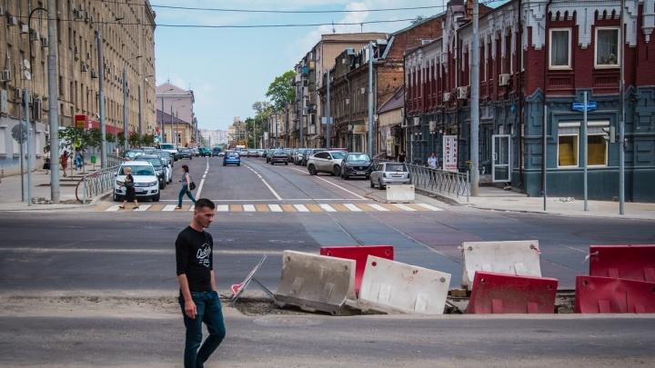 Археологические исследования не помешают ремонту улицы Станиславского