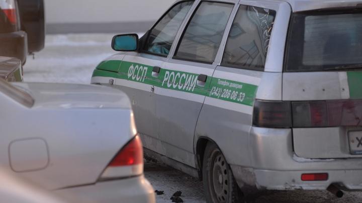 Свердловские приставы взяли измором алиментщика, задолжавшего миллион рублей