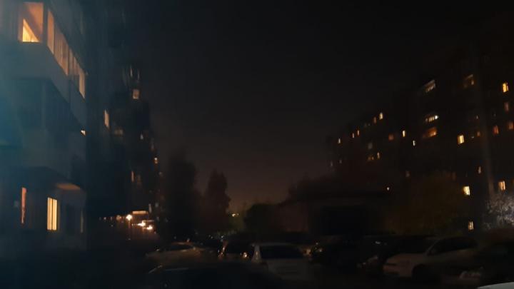 Дышать нечем: новосибирцы пожаловались на сильный смог
