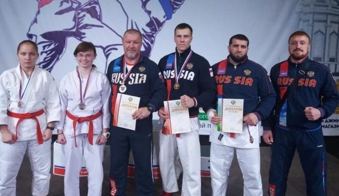 Уральские спортсмены завоевали 4 медали на чемпионате России по рукопашному бою