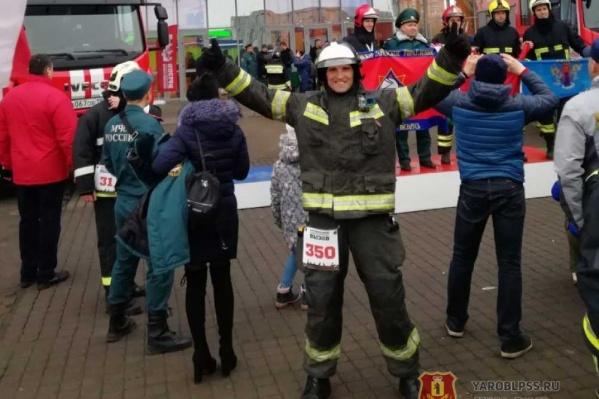 Константин Шпилевойучаствовал в соревновании впервые
