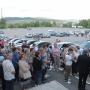 «Не позволим себя травить»: жители южноуральского города устроили протест против стройки завода