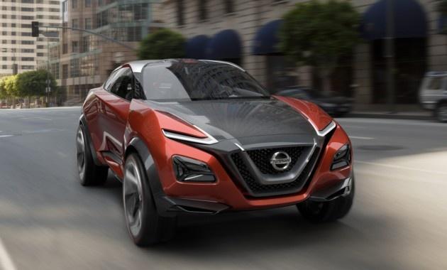 Новый Nissan Juke —уже в 2018 году