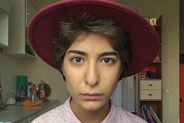18-летняя Севгия Исмаилова