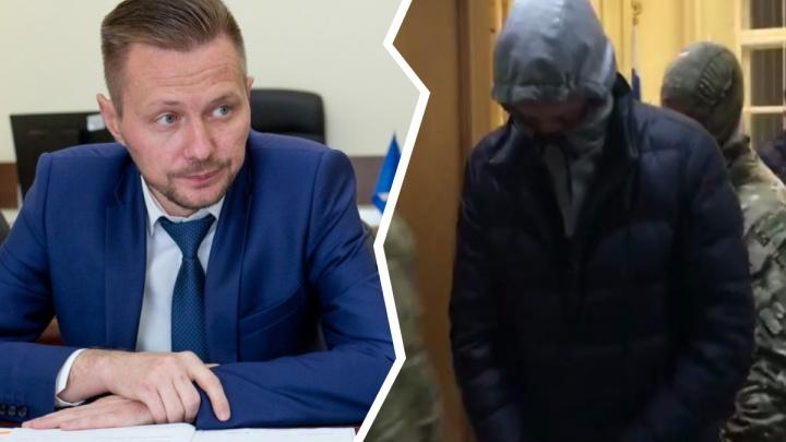 Рваные документы, взятка, оружие: в Ярославле арестовали заместителя мэра. Вся история коротко