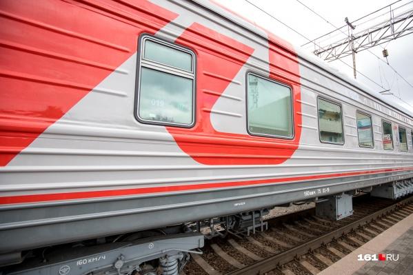 Новые поезда отправятся в Анапу с 1 апреля