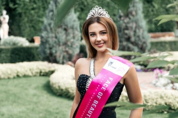Алине Михальчук всего 18 лет, а она уже представляет страну на международных конкурсах красоты