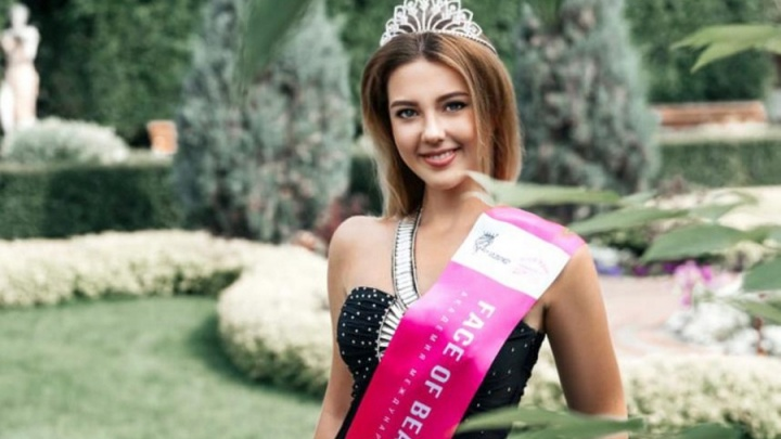 Студентка из Красноярска стала претенденткой на титул «Самое красивое лицо мира»