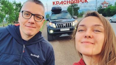 Супруги из Красноярска отправились на машине до Скандинавии. Ранее они уже ездили до Турции