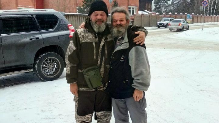 Путешественник из Тюмени идёт пешком до Красноярска, дальше — вся страна