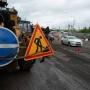 В Уфе перекрыли дорогу в северной части города