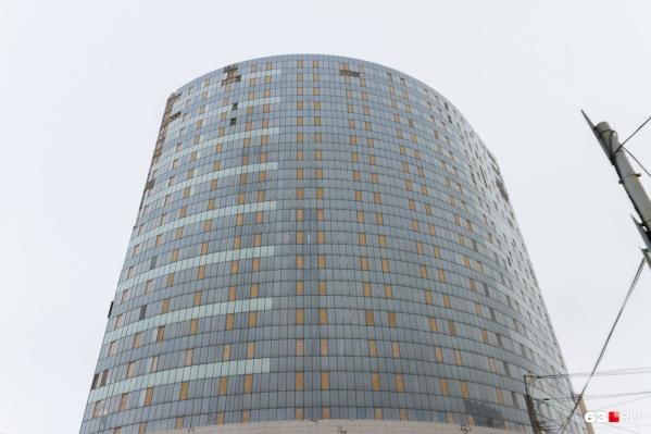 Скоро в этом здании будут работать 113 судей