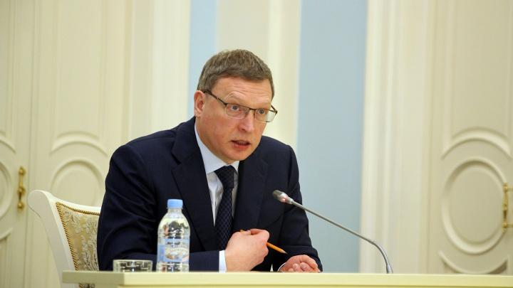 Бурков пообещал омичам построить аэропорт за чертой города