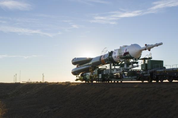 Ракета «Союз-ФГ» дала сбой во время полета