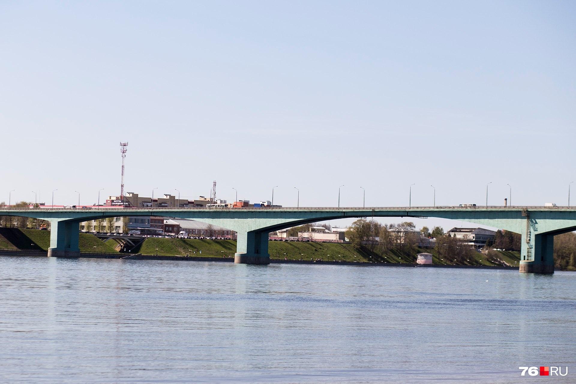 регион строительная фото мостов ярославль все всё, хоть