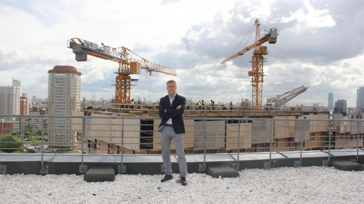 Александр Агапов: «Каждый пятый кран в Свердловской области — наш MITSUBER»